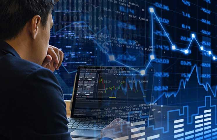 charts dezentrale börsen