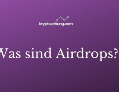 Was sind Airdrops