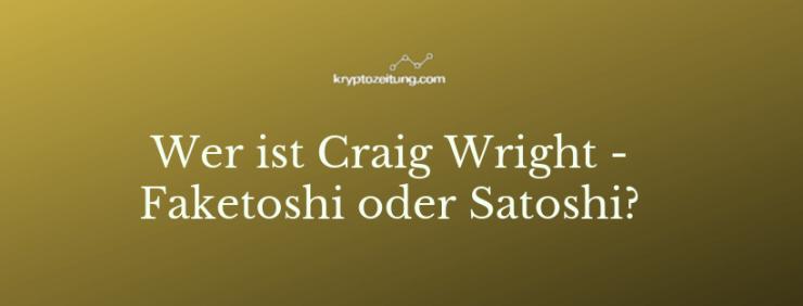 craig wright