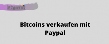 Bitcoins verkaufen mit Paypal (1)