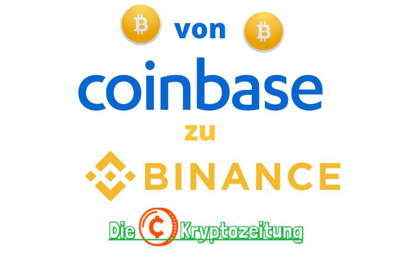 Konnen Sie Ihren Krypto von crypto.com in die Coinbase ubertragen?
